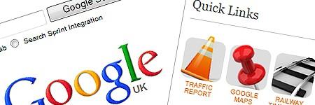 Client search portal